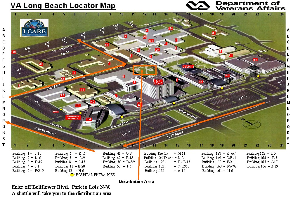 Wheelchair Distribution Memorial Day Knights Of Columbus Orange Co Ca Campus Map Parking At Community Medical Center Long Beach